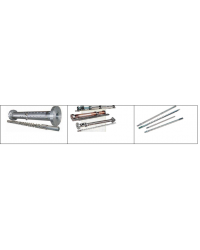NÒNG TRỤC VÍT ĐƠN/ SINGLE SCREW BARREL